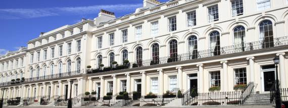 Exclusively tailored design for LONDON TOWNHOUSES