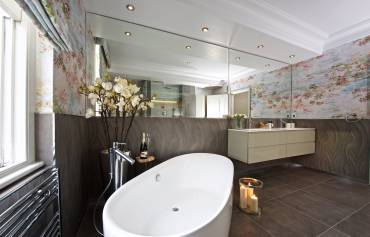Porcelanosa Award Winning Bathroom