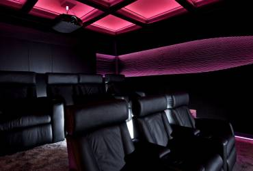 05 - Taylor Interiors cinema room with motorized armchairs Marbella