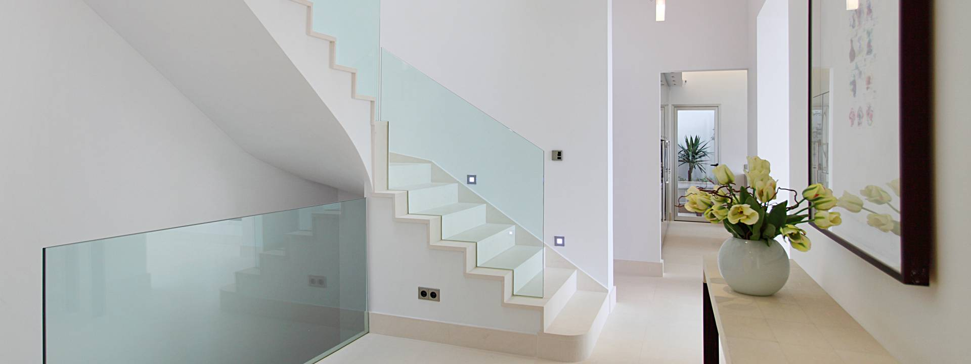 Luxury-villa-Mallorca-glass-staircase-interior-design