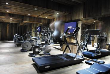Luxury Winter Chalet, Gym, Switzerland