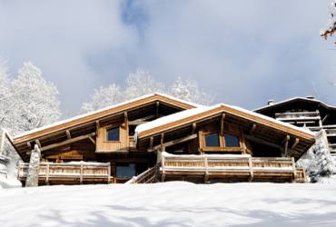 Luxury winter chalet, Exterior  Switzerland
